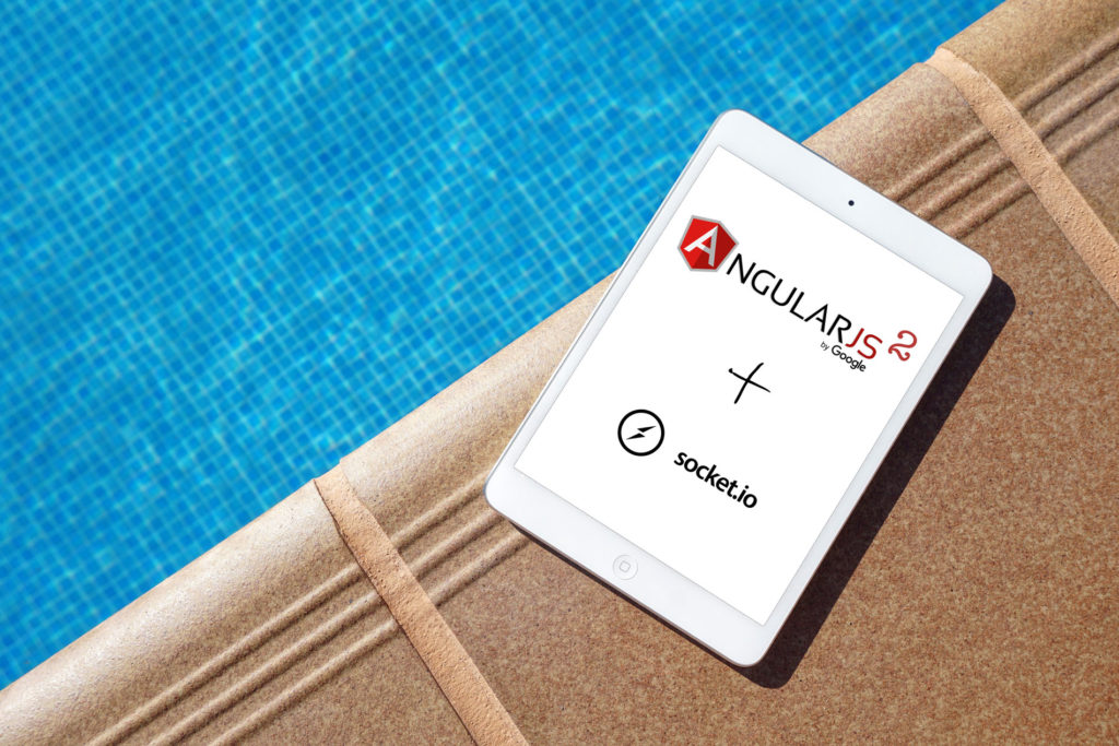 Angular 2 and socket.io